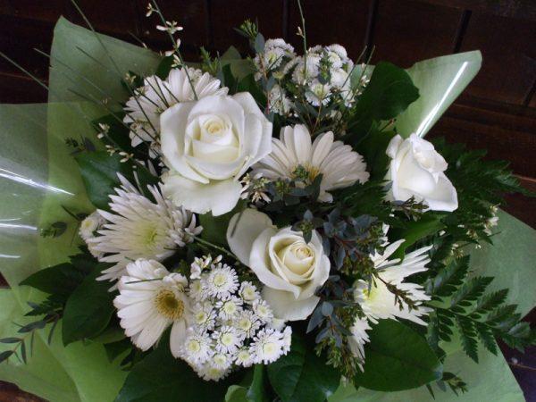 Glittering Romance! Hand Tied Bouquet