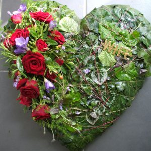 Heart Shaped Tributes