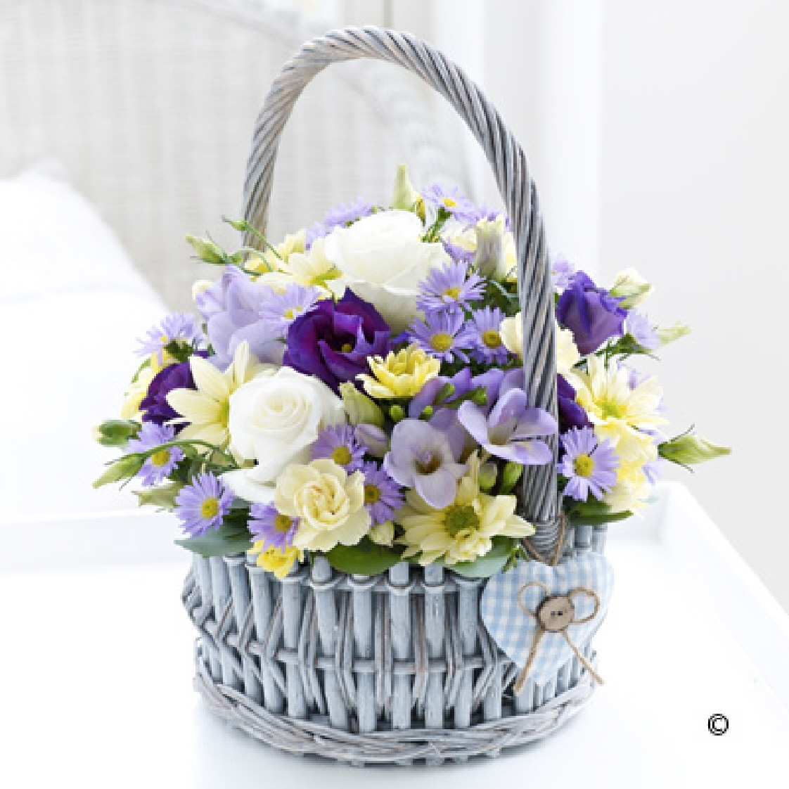 Beautiful Basket – Stem by Stem – Florist in Folkestone