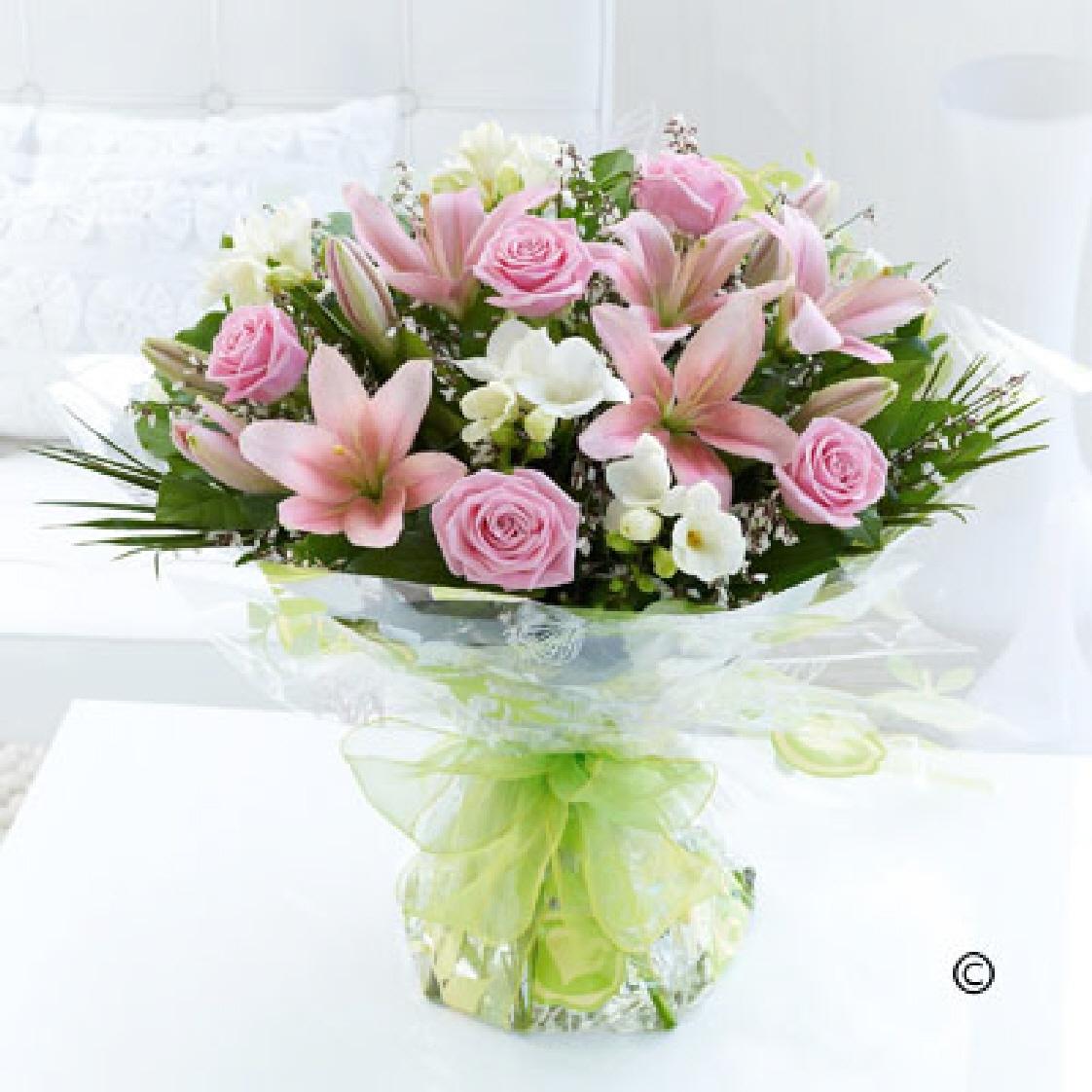 Spring Pink Bouquet