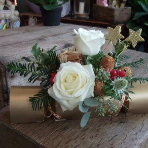 Christmas Cracker Arrangement